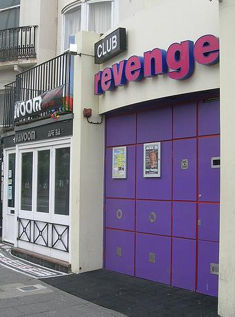 Revenge club brighton gay uk